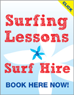 Surfing Lessons with Surf GSD