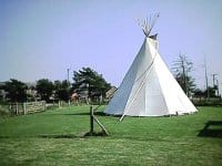 Camp In A Teepee And Surf All Weeke