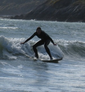 Nice Drop Riding The Green Wave Wit