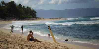 Sun Surf And Fun For The Whole Nort
