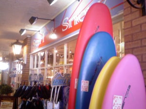 Surf And Snow Surfshop In Mumbles